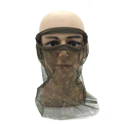 Mesh Net Hunting 34 Face Mask 074020