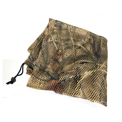 29.5x51 Inch Camo Mesh Decoy Bag