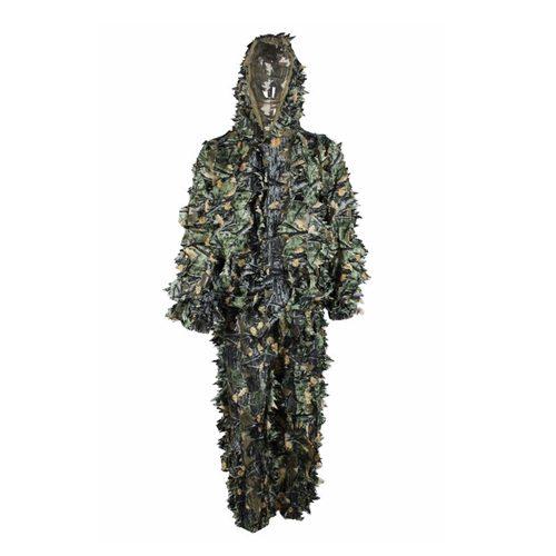 Camouflage 3D Leafy Ghillie Suit GS11