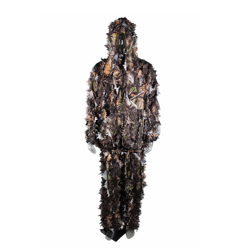 Hunting Clothes 3D Leafy Sniper Ghillie Suit
