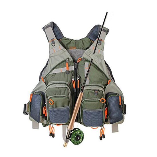 Mesh Fly Fishing Vest RC1804