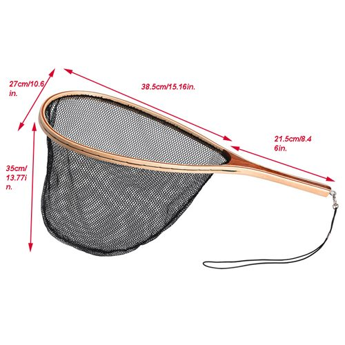 Nylon Fly Fishing Landing Net 190532
