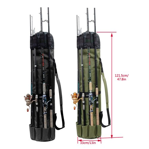 Professional Fishing Rod Bag 140601